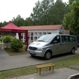 Sacrum namiot pogrzebowy, karawan